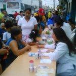 CRC 1000 @CafeteriaAP . Hoy con brigadas médicas en distrito tres de Guayaquil.@MashiRafael @GabrielaEsPais http://t.co/S8MTOPnPPk