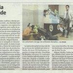 Noticia de hoy sobre la caridad navideña de nuestra cofradía en el periódico @nortecastilla http://t.co/KG9h3rokVl