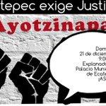 #YaMeCanse10 #Ayotzinapa en Ecatepec con los Padres de Familia de los 43 Hoy @epigmenioibarra http://t.co/2DA9AdEOzw