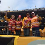 """""""@ChiefsReporter: #ChiefsKingdom in Pittsburgh! http://t.co/ugedXpd7i3"""" - Looking good Patti! ❤️❤️????????????????"""