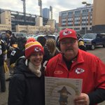 He is in Pittsburgh! We are going to win! @fakeandyreidcw: Me and my honey! http://t.co/bHauDOdd0O