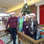 10th yr volunteer for Waterloo Optimists @Angel Tree Conestoga Mall Waterloo http://t.co/b99A5Txm9U
