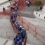 [PREVIA] La hinchada de @CSEmelec comienza a ingresar al Estadio Capwell #FinalSoñada http://t.co/1hK9nxwwwY
