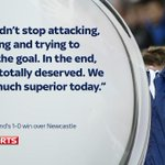 WATCH: Gus Poyet says @SunderlandAFCs last-minute winner is one of those perfect moments: http://t.co/xjE4tw3v6B http://t.co/Zk7aMszBN4