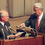 21 décembre 1991 Les représentants de 11 républiques soviétiques mettent fin à lURSS http://t.co/PcFOwFe5iG http://t.co/cSzYo8lUQd