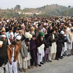 RT Shahid:Funeral of terrorist Arshad Mehmood, in Faisalabad! http://t.co/7ElcLxJIWG