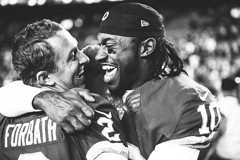 My photo of @KaiForbath and @RGIII after last nights win vs. the Eagles #redskins #httr http://t.co/YrypQK9Q2Z