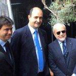 """A Doha De Laurentiis-Show. """"Il Napoli agli sceicchi quando moriro, io lo daro ai miei figli, Gabbiadini e preso"""". http://t.co/bFwFe6RDv6"""