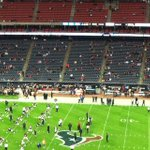 Half an hour to go til Ravens at #Texans and NRG Stadium is mostly empty. #khou11 http://t.co/6d8cZnfQj1
