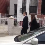 Governor Cuomo arrives at family home of slain #Brooklyn Police Officer Rafael Ramos. @AmandaPlasencia is on scene. http://t.co/TloVZdH7n2