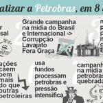 """""""@GringaBrazilien: ► Atenção, Brasil ! Como Privatizar a Petrobras, em 8 Easy Steps -> http://t.co/xib0p5AKJp"""""""