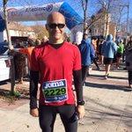 Hoy tocó correr, como los ultimos años en los 10 Km de Aranjuez. Ambiente increible!!Y ahora viendo a las Guerreras!! http://t.co/GvThm04rJZ