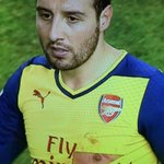 Bae: Send me a nude Cazorla: But Im playing at Anfield Bae: Im horny Cazorla: http://t.co/AMueVcJBzX