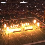 #lightsout in @MBSuperdome for @saints introductions http://t.co/WFZsDJdzDM