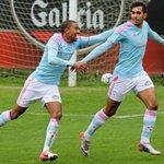 CRÓNICA | El Celta B despierta en la segunda parte y vence al Coruxo FC >>> http://t.co/nneuNGIgyI #CanteiraCeleste http://t.co/BrYX9aKKmz
