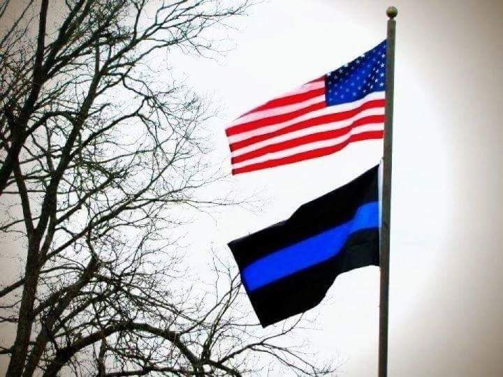 TO EVERY FALLEN OFFICER, WE WILL ALWAYS REMEMBER YOUR SACRIFICE: #BLUELIVESMATTER http://t.co/gCY3xrIN2z