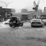 El día del gran diluvio http://t.co/wmX5pmWaYd Así estaba Galicia hace 25 años. ¿Lo recuerdas? http://t.co/QsQM5YFqzS