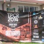 Todo listo para la sesión de fotos de Alfombra Roja #TPCR2014 http://t.co/KnedDz0BDT