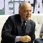 ".@ADeLaurentiis: ""Onoriamo Napoli e la maglia azzurra"" http://t.co/ZTjJrWykzx #SupercoppaTIM #JuveNapoli http://t.co/YXFOECBIDa"