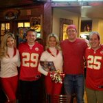 #Chiefs watch party at @TannersWaldo with @ChiefsCheer and @budlight! http://t.co/Xx8LZv9VYt
