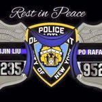 My thoughts & prayers are with the NYPD & the families of Officer Ramos & Liu. http://t.co/etSP8sYIHf