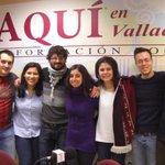 #valladolid #radio DÍA 21 AÚN SIN NOMBRE @ton_Muniz Iván Trasgu y El arte de contar cuentos http://t.co/cic9eA5TVy http://t.co/qqzUGaJycC