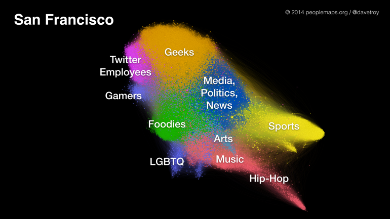Mapping people's online connections by @davetroy - http://t.co/2mQXggnge3 #gplocal http://t.co/43Hs6Op8Jg