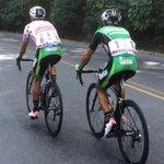 Juan Carlos Rojas retoma el liderato de la #VueltaCR #Ciclón935: http://t.co/O66lyoZLSs http://t.co/33FCg9IYSs