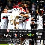 Beşiktaş:3 Akhisar Belediyespor:1 http://t.co/3y01C8UePB http://t.co/29PNttHHSH