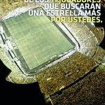 Con fuerza Ídolo #ElMonumentalestaraconlos11BSC http://t.co/8VNkRZ42LN