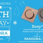 Day 7: @BeepLabs a bumpin' + Pandora One! RT for a chance to win #12DaysofPandora http://t.co/bhAfqRKmbY