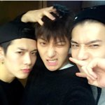 [IG] 141222 EXO Taos IG Pic Updated with Jackson #GOT7 http://t.co/6z6IjQKqvd