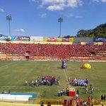 . @cdaguilaoficial en categoría de reservas celebra su campeonato apertura 2014 @Fanaticos21 http://t.co/4s8oEgUtGb