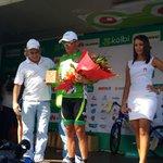 Juan Carlos Rojas líder por puntos #VueltaCR http://t.co/xrNUgsidTk