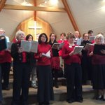 Lovely choir this morning @BGITHACA led excellently by Mattie Hause #church #Christmas #twithaca http://t.co/3EgbCq3v5O