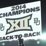 #SoMuchSicEm // Video sums up @BUFootballs 2014 season: http://t.co/ONSS0K610a #Big12Repeat http://t.co/dISJC3MfRk