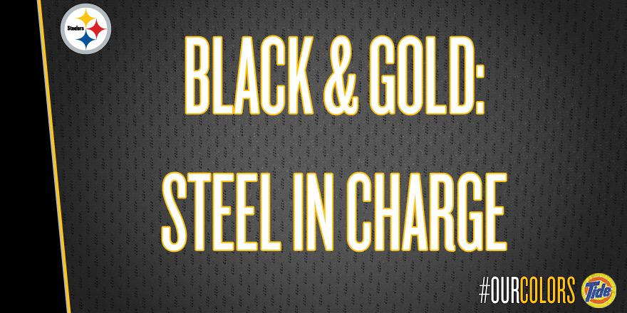 #SteelerNation & @TideNFL, nothing new. The AFC North is steel the Black & Gold's division. #OurColors ring true! http://t.co/Kzb0gK1kM4
