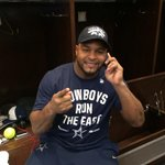 .@MrMince94 with that East Champs gear #FinishTheFight http://t.co/Ue37b6ISWY