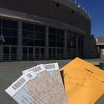 Will you #WATCHUS tomorrow, @BarackObama? We give you the gift of Shocker Basketball. Tickets are ready and waiting.. http://t.co/QGVCHa3uAu
