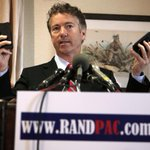 Rand Paul goes after Marco Rubios Cuba comments on Twitter: http://t.co/6I6tAvpSWF http://t.co/ofWDH8cUq7