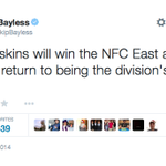 🐸☕️ RT @RealSkipBayless: Before the season I predicted the Cowboys would win the division. http://t.co/8INKAqEXO5