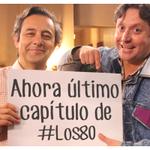 ¡EMPEZÓ! Dale RT y no se pierdan ahora el ÚLTIMO CAPÍTULO de #Los80 http://t.co/18hkdsYoQ2