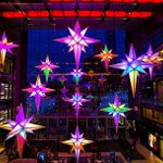 Holiday stars dazzle at #NYCs Time Warner Center. #Christmas http://t.co/jCvpaGovkh