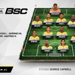 Alineación de #BSC vs #CSE  | Final Campeonato Nacional 2014 | Estadio G. Capwell http://t.co/ZbU7hzjCtX