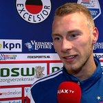 [VIDEO] Van der Hoorn: 'Ik werd gek van binnen' http://t.co/2RzCc6IPRd #excaja