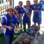 Apoyando al Bombillo desde Ambato vamos Emelec carajo a dejar todo en la cancha. #Emelec http://t.co/1gXqUfDjfE