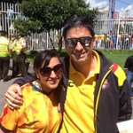 Desde Quito apoyando al mejor equipo @Hincha_Amarillo @tononoboa @BarcelonaSCweb #VamosPorLa15 #JUNTOSXLA15 http://t.co/LGVyaErHTE