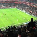 Segundo del Atlético en @carrusel Gol de Raúl García de penalty inexistente... http://t.co/n5hRvpYmaB