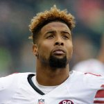 Odell Beckham Jr. ties Jeremy Shockey for most receptions by a Giants rookie in franchise history (74) http://t.co/ugkINKVIFt