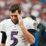 Ravens cant overcome Joe Flaccos bad day, fall to Texans, 25-13. Flacco: 21-50, 195 Yds, 2 TD, 3 Int http://t.co/RjV524syUj